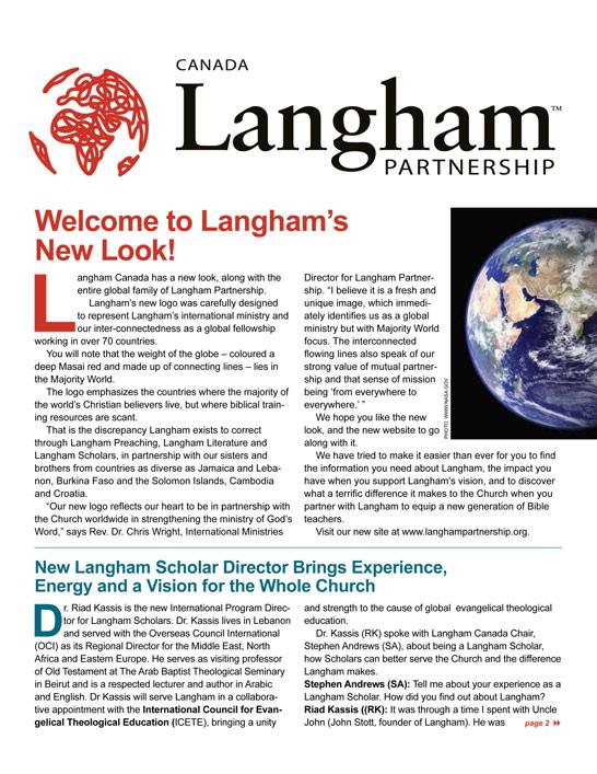 Langham Partnership