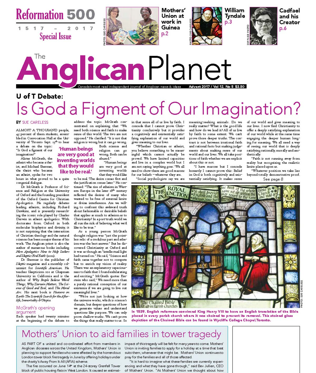 The Anglican Planet